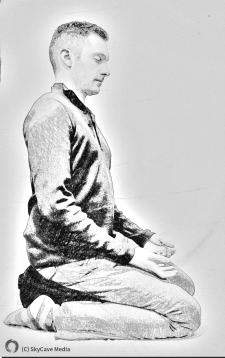 Kneeling 1